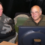 Ellis Loew and Jim Bowmaker_2007