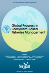 Global progress in ecosystem based fisheries management COVER