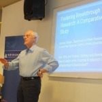Professor Gunnar Oquist 2014