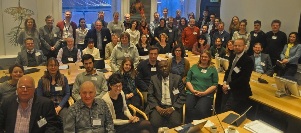 AORAC workshop group photo